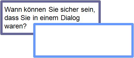 Dialog 1